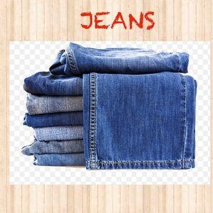 Denim - JEANS for the family